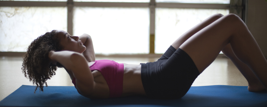 Ab-workout