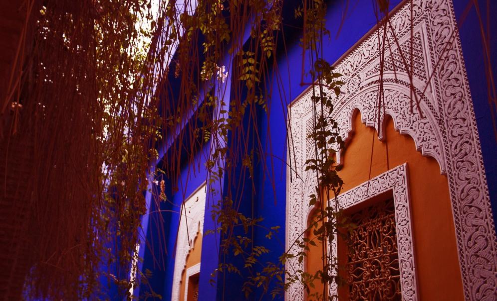 architecture villa majorelle 2