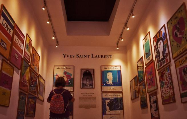 galerie love majorelle 2