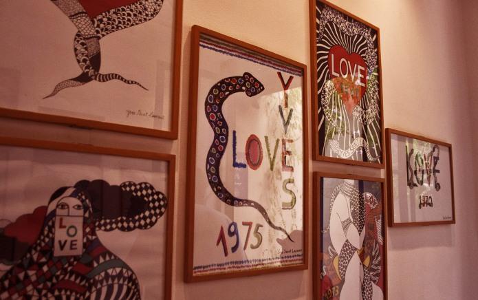 galerie love majorelle