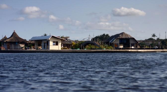 Une île écolo sur la lagune abidjanaise