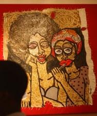 Peintre Obou Les copines 3