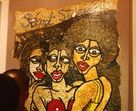 Peintre Obou Les copines 6